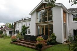 Prestbury house re-model