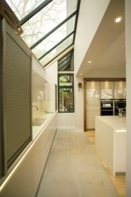 Zoned kitchen