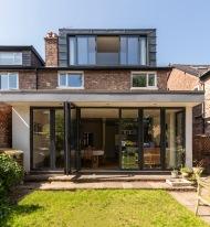 Loft Conversion - Dormer flat roof